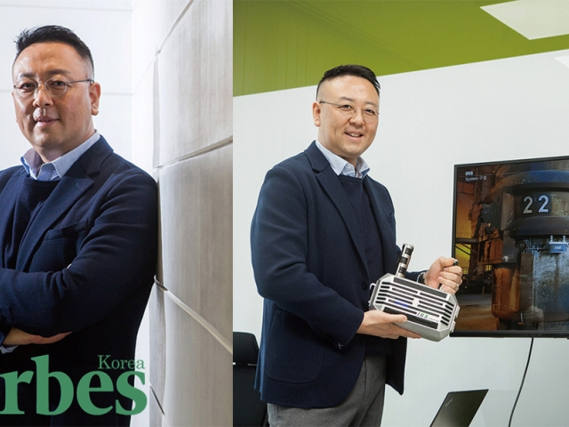 [Deep-tech leaders helping to innovate the manufacturing industry] Sebastian Park, CEO of EXCELLO Co., Ltd.