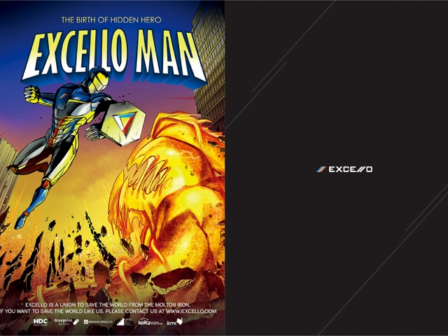EXCELLO has Released Marketing Brochure and Comics